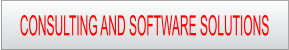 CONSULTING AND SOFTWARE SOLUTIONS